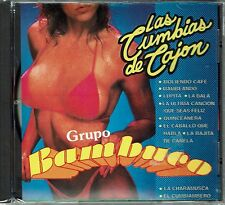 Grupo Bambuco Las Cumbias de Cajon   BRAND  NEW SEALED  CD