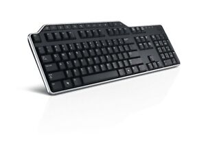 Dell full size Keyboard with integrated USB hub and modes keys