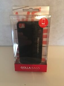 Golla Bags Black Case for IPhone 4/4S