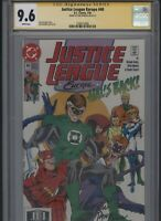Justice League Europe #40 CGC 9.6 SS Ron Randall 1992