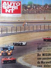 Autosprint n°32 1972 Regazzoni Jacky ICKX Stewart e Fittipaldi  [P47]