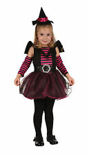 CHILD #CUTE TODDLER WITCH HORROR PARTY OUTFIT FOR GIRLS 2-3 YEARS OLD
