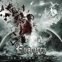 EVERGREY - The Storm Within - Digipak-CD - 163606