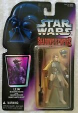 STAR WARS SHADOWS OF THE EMPIRE LEIA IN BOUSHH DISQUISE