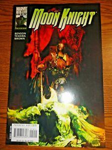 Moon Knight #19 Key Death of Black Spectre 1st Print New TV Show Marvel Disney