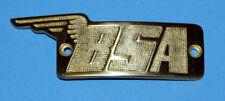 BSA brass Petrol Tank badge Tankemblem 29-7910 67-8017 b31 b33 m20 a7 1946-51