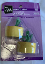All Living Things Wood Roll Chews For Pets