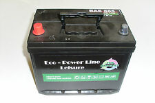 LEISURE BATTERY 12 VOLT  85AH HEAVY DUTY LEISURE AND MARINE ECO BATTERY