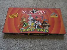 LOONEY TUNES COLLECTOR'S EDITION MONOPOLY BOARD GAME