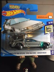 Hot Wheels 'Back to the future - Hover mode *2019 *ScreenTime 9/10 108/250 *RARE