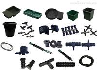 Autopot Components And Fittings Pots Adaptors Connectors Flexi Tube Hydroponics