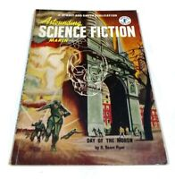 Astounding Science Fiction British Edition March 1952 book magazine H Beam Piper