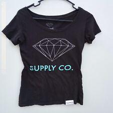 Diamond Supply Co Women's Shirt Size Medium Black