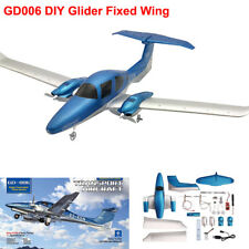 GD006 2.4G 3-Axis Gyro Wingspan Remote Control DIY Glider Fixed Wing RC Airplane