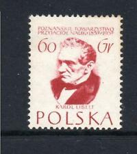 POLAND MNH 1957 SG1033 CENTENARY OF POZNAN SCIENTIFIC SOCIETY