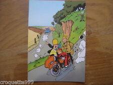 Carte postale Trésors Journal de Spirou FRANQUIN 16 Couv 34e album