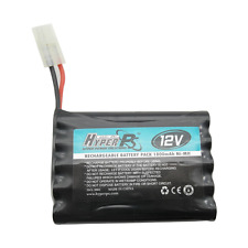 12V 1800mAh Ni-MH 10 Cell Rechargeable Battery Pack for RC Car Boat Airplane Toy
