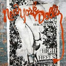 NEW YORK DOLLS - DANCING BACKWARDS IN HIGH HEELS CD + DVD (2011) REUNION-ALBUM