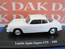 Die cast 1/43 Modellino Auto Lancia Appia Zagato GTE 1959