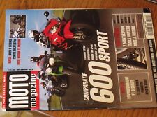 $$$ Revue Moto Magazine N°182 600 sportBMW R 1150 RSSecuritePneus