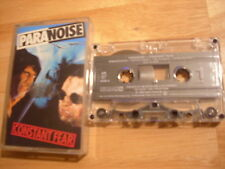 RARE OOP Paranoise CASSETTE TAPE Constant Fear PROG rock JAZZ Rhythmstick MFSB !