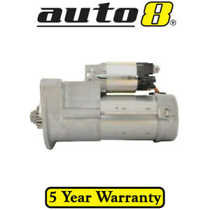 Starter Motor for Toyota Hilux GUN123R 2.8L Diesel 1GD-FTV 01/15 - 12/17