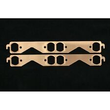SCE GASKETS 4311 Pro Copper Header Gaskets For Small Block Chevy