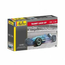 Heller Kit Talbot Lago Gp 1:24 Model Set Item 80721