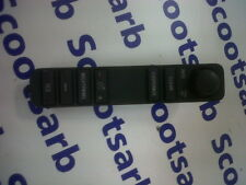 SAAB 9-3 93 Dashboard Strip Switch Unit w/ TCS Button 2003 - 2006 12792587 4D 5D