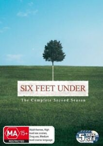 Six Feet Under Season 2 DVD Region 4