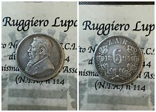 Africa - South Sud  Africa 6 Pence 1894 km 4