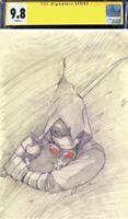 TMNT The Last Ronin #1 CGC SS Peach Momoko Sketch Virgin Variant Pre-Order