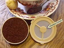 Kaffeepad für Senseo Quadrante wiederbefüllbar, ECOPAD,2erPack,Dauerkaffeepad *