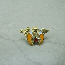 MASONIC SHRINE EMBLEM ORGANIZATION ENAMEL LAPEL/HAT PIN BRAND NEW