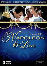 Napoleon & Love (DVD, 3-Disc Set)