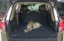 78*42'' Car Dog Non-Slip Cargo Pet Boot Mats Liner Cover Cat Waterproof Black