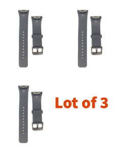 3 Original OEM Samsung Replacement Strap Watch Band for Gear S2 SM-R720 - LARGE