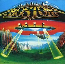 Boston CD Don't LOOK Back 1978 Australian Epic CD Release 8 Tracks