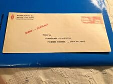 """Test Stamps-Pitney Bowes """"Sample-Do Not Mail"""""""