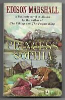 Princess Sophia by Edison Marshall (1960 Popular pb, {SP455} (1st printing, VG+)