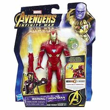 "Hasbro Marvel Avengers Infinity War Iron Man 6"" Figure E1406"