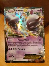 Mewtwo EX 61/162 BREAKthrough - Pokemon Card Ultra Rare NM