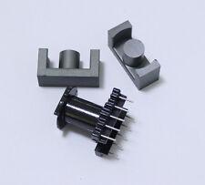2set NEW EC28 5+5pins Ferrite Cores bobbin,transformer core,inductor coil