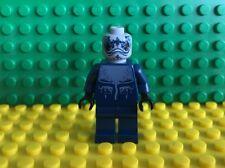 LEGO Minifigure - Atlantis - MANTA WARRIOR - Without Headpiece #064