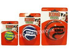 Kong Wavz Ball Assorted Dog Toy   Free Shipping