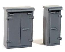 Wills Scenic Relay Boxes Set 1 SS85 OO Gauge