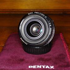 SMC Pentax A 35mm f2.8 excellent