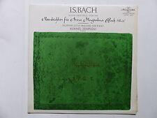 BACH sixteen piano pieces from Notenbüchen für Anna Magdalena ZEMPLENI 11657