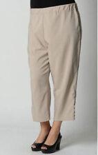 Autograph Machine Washable Capris, Cropped Pants for Women