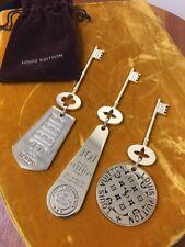 Louis Vuitton Keys for Display DECOR Prop Gold Brass FABULOUS